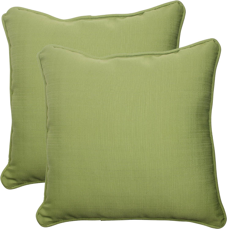 Max 52% OFF Pillow Perfect Outdoor Indoor Forsyth Throw Kiwi Cheap Pillows 18.5