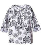 Hatley Kids - Mandella Roll Up Sleeve Tunic (Toddler/Little Kids/Big Kids)