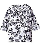 Hatley Kids - Mandella Roll Up Sleeve Tunic (Toddler/Little Kids/Big Kids)