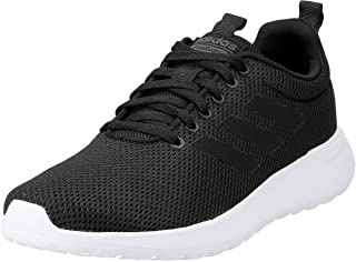adidas Lite Racer CLN Men's Running Shoe, Core Black/core Black/Carbon, 7.5 US