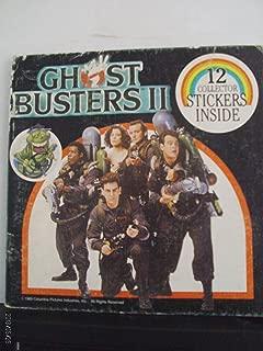 Ghostbusters II Sticker Book