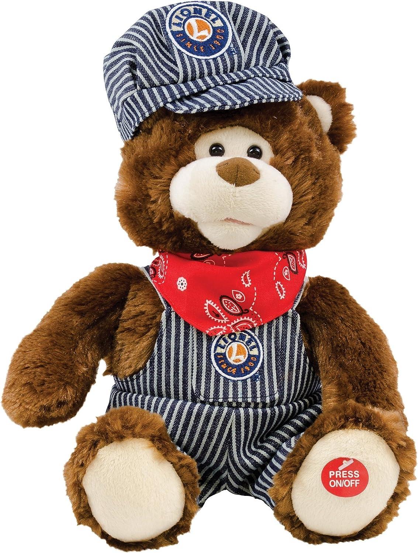 Lionel Trains Rockin' Ricky Singing Bear