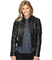 Stetson - Fringed Leather Jacket