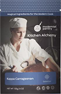 Pure Kappa Carrageenan (Vegan Cheese) ⊘ Non-GMO ☮ Vegan ✡ OU Kosher Certified - 100g/4oz