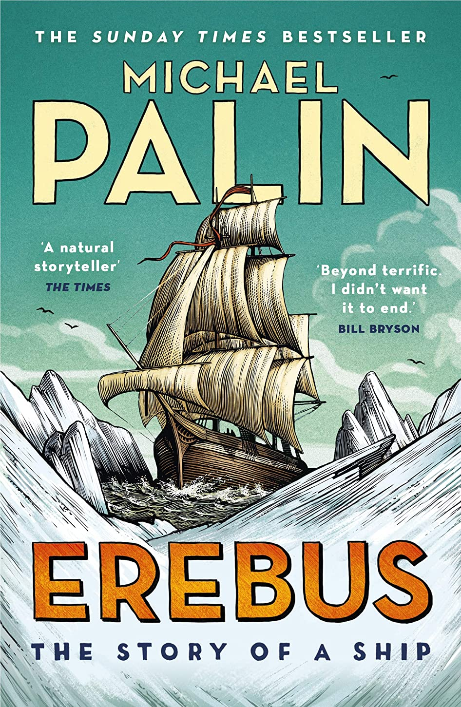 書くモーション補償Erebus: The Story of a Ship (English Edition)