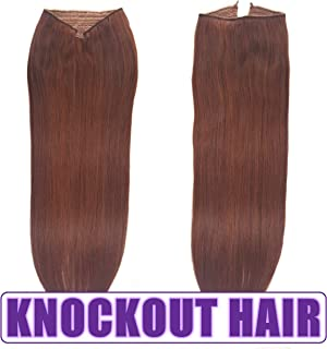 Best halo hair extensions light auburn Reviews