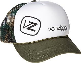 (ボンジッパー)VONZIPPER 定番 ロゴ入り メッシュキャップ (サイズ調整可能) 【 AH211-M90 / MOBY MESH CAP 】