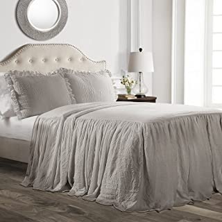 Best skirted bed coverlets Reviews