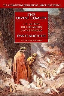 The Divine Comedy: The Inferno, The Purgatorio, and The Paradiso