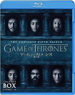 ゲーム・オブ・スローンズ 第六章: 冬の狂風 コンプリート・セット(1~10話・5枚組) [Blu-ray]