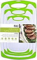 Raj Plastic Cutting Board Reversible Cutting board, Dishwasher Safe, Chopping Boards, Juice Groove, Large Handle,...