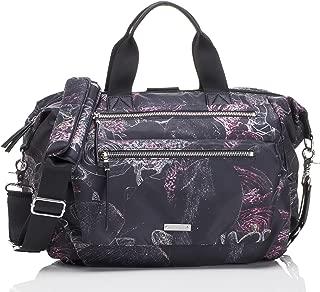 Storksak Seren Convertible Shoulder Backpack, Floral, One Size