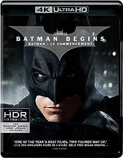 Batman Begins | 4K + Blu-ray