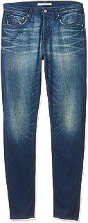 بنطلون جينز رجالي CKJ 058 من Calvin Klein Denim ، أزرق (Ba177 أزرق ساطع Ck Varsity 911)، المقاس: L34/W32