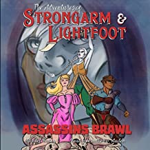 Assassins Brawl: The Adventures of Strongarm & Lightfoot