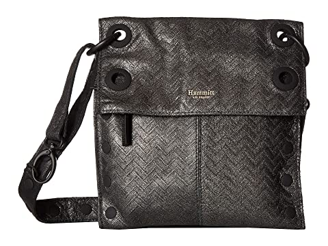 Little Santa Monica Reversible Crossbody Bag, Twilight/Black/Black
