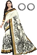 Best black and white saree Reviews