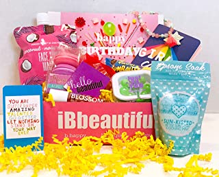 Birthday Box for Tween Girls ages 6, 7, 8, 9, 10, 11, 12. Best Birthday Gifts for Girls.