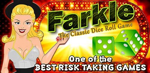 『Farkle Blitz Pro HD – 10000 Dice Addict with Friends Buddies App』のトップ画像
