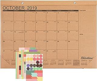 Best 2019 at a glance desk calendar Reviews