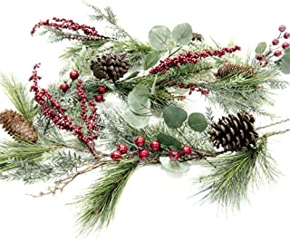 Best feather garland christmas Reviews