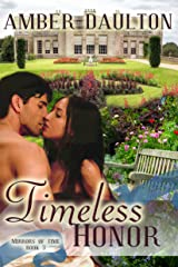 Timeless Honor (Mirrors of Time Book 3) Kindle Edition