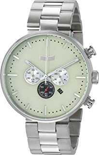 Vestal Women's ' Quartz Stainless Steel Dress Watch, Color Silver-Toned (Model: RSC42M04.3SVX)