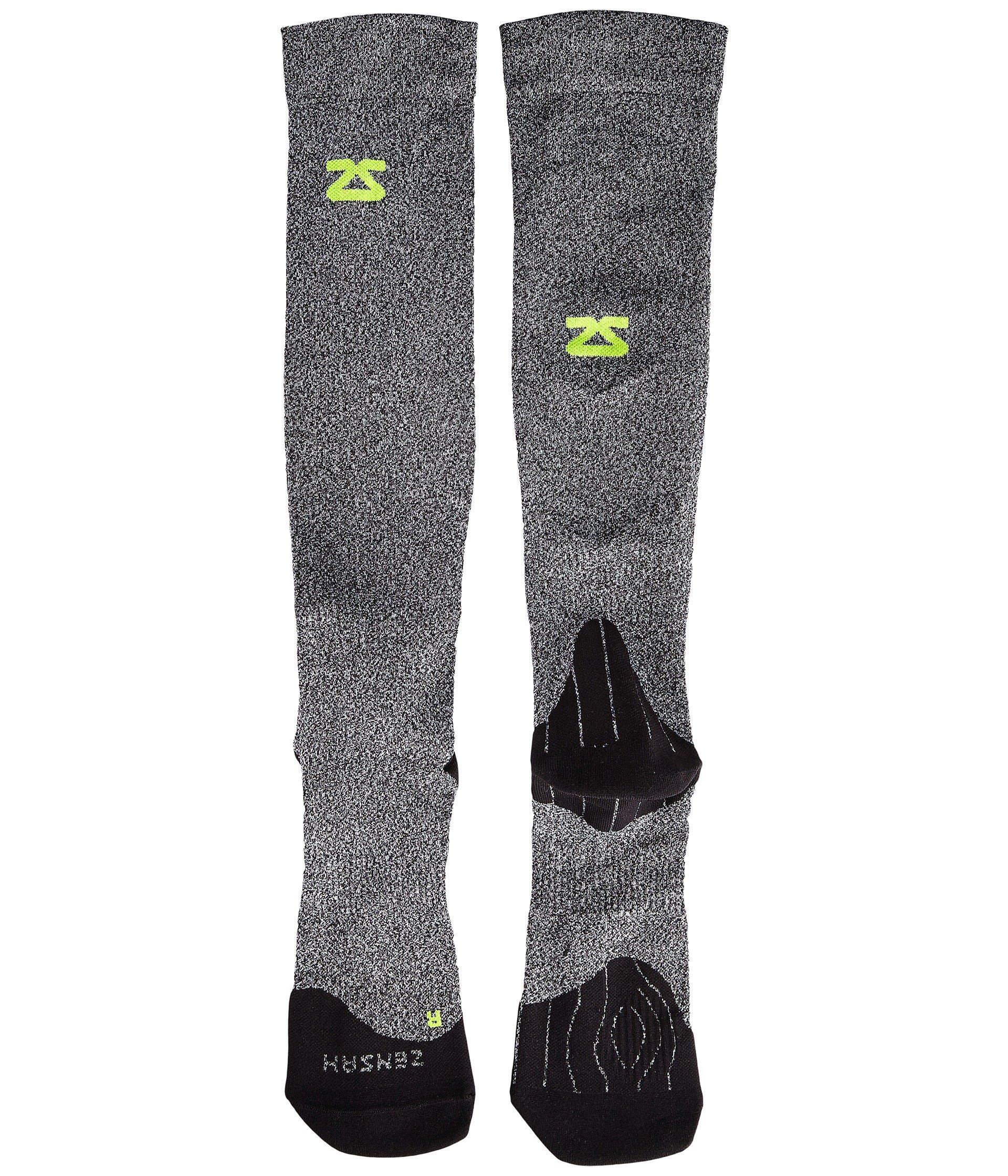 Socks Compression Heather Zensah Grey Tech qw6RnfSg