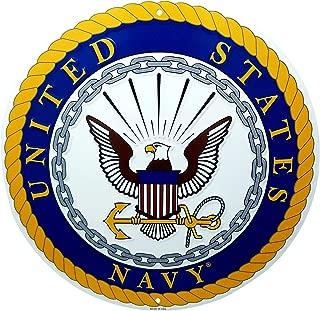 Ramsons Imports U.S. Navy Emblem 12