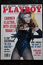 PLAYBOY NEDERLAND 1997 09 CARMEN ELECTRA NAAKT Clint Eastwood Elvis Presley Lynn Thomas Wendy Verwoord