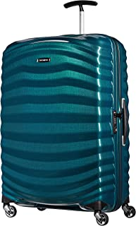 Samsonite Lite-Shock - Spinner L Koffer, 75 cm, 98,5 L, Blau
