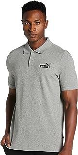 PUMA Men's ESS Pique Polo T-Shirt