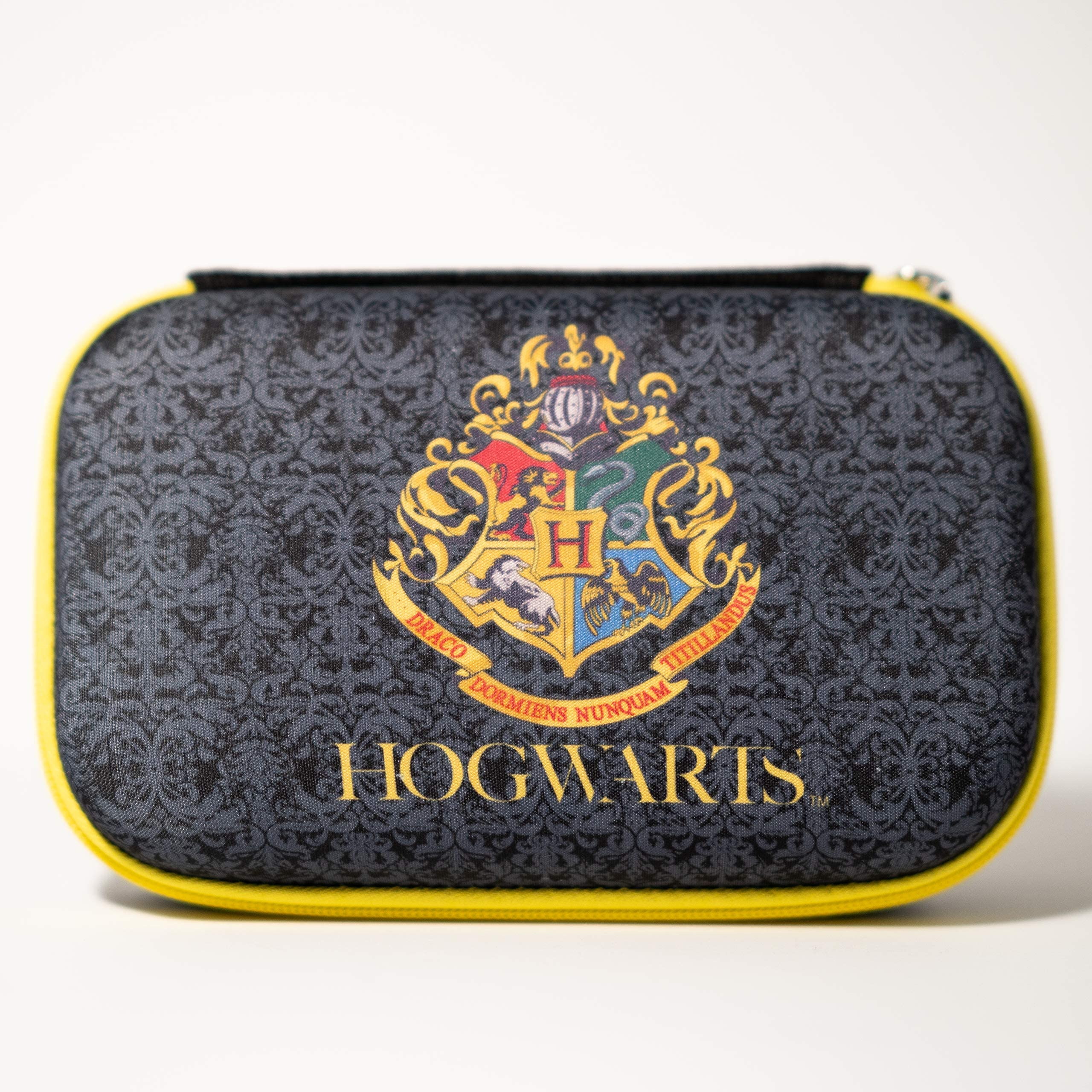 Gryffindor Harry Potter House Crest large zipper pouch