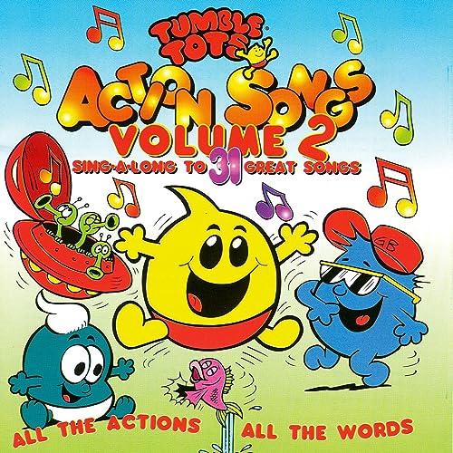 Tumble Tots : tous les albums et les singles