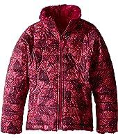 The North Face Kids - Reversible Mossbud Swirl Jacket (Little Kids/Big Kids)
