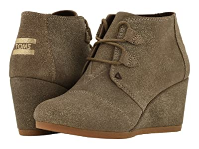 TOMS Kala (Dusty Gold Star Suede) Women