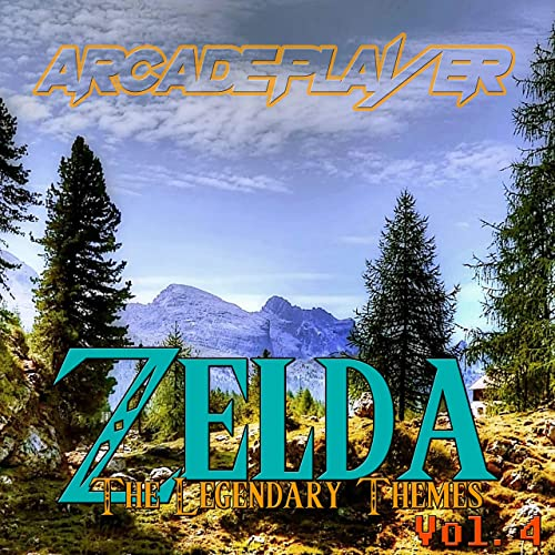 Hyrule Field From The Legend Of Zelda Twilight Princess By Arcade Player On Amazon Music Amazon Com