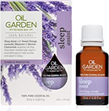 Oil Garden Sleep Assist Essential Oil Blend 25 ml, 25 milliliters