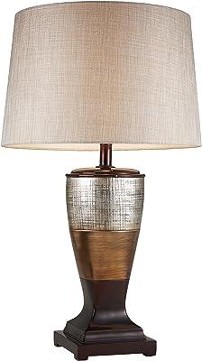 "OK Lighting OK-4288T 30""H Naomi Table Lamp"