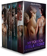 My Foreign Relations Box Set: 4 Bisexual Menage Novellets