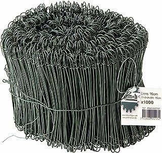 Peddinghaus Handgereedschap distributie draadlussen voor driller 12 cm 1000 stuks, 6540120101