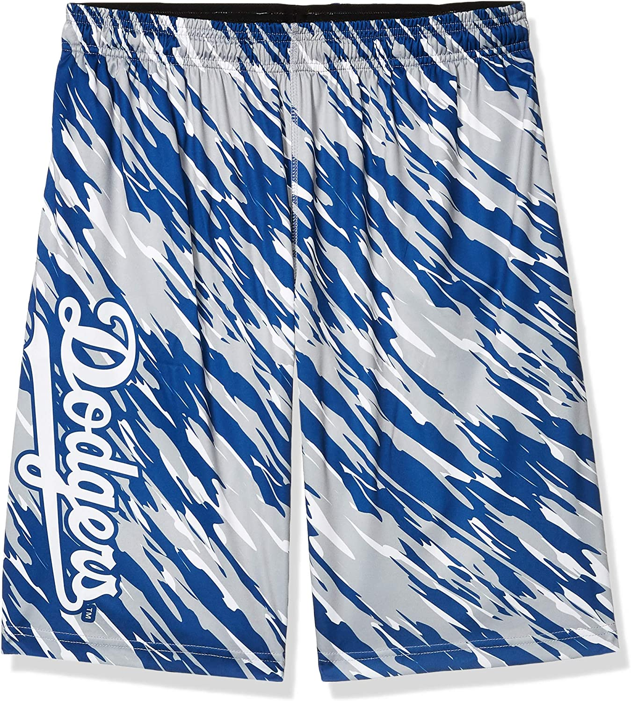 FOCO MLB Men's 商品追加値下げ在庫復活 2016 Edition Polyester Shorts 上品 Repeat Print