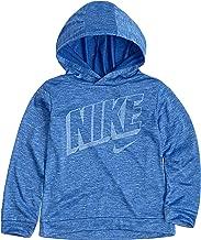 NIKE Children's Apparel Boys' Long Sleeve Hooded T-Shirt