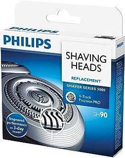 Philips V-Track PRO 3 vervangende scheerkoppen voor Shaver Series 9000 (SH90/60)