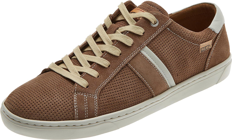 Pikolinos Belfort Lightweight Suede Sneakers