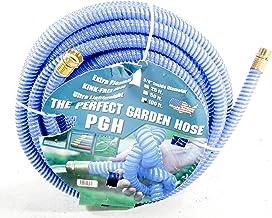 "product image for Tuff-Guard (2) ea JGB Enterprises 001-0106-1200 5/8"" x 100' Blue, Perfect Kink Proof Garden Hose"
