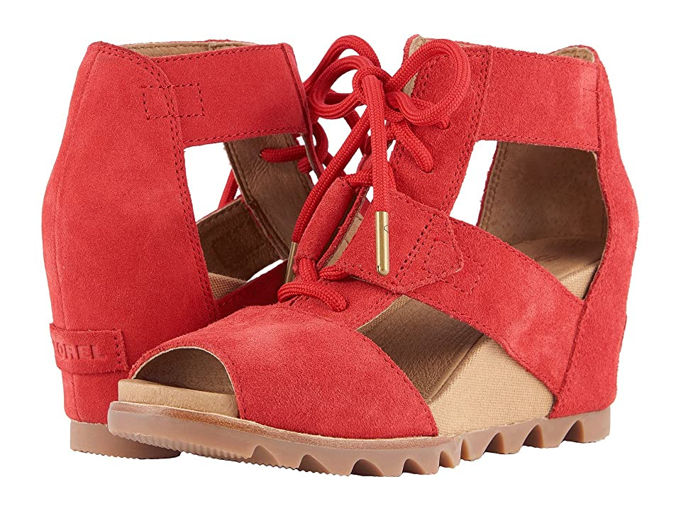 SOREL Joanie Lace (Bright Red) Women