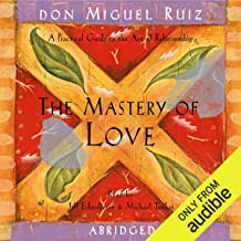 the mastery of love don miguel ruiz audiobook