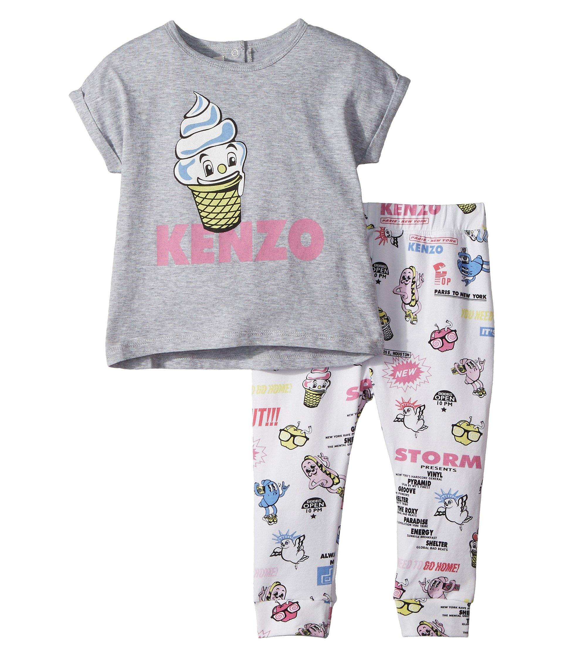 Kenzo Kids Clothing Girls