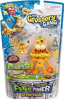 Grossery Gang The Season 3 Action Figurine - Putrid Pizza